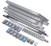 PLANNER JAAR LYNX A5541-7811 35VAKS GRIJS